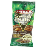 Emerald Sweet and Salty Mixed Nut Blend, Dark Chocolate Peanut Butter, 1.5-Ounce (Pack of 12)
