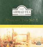 Ahmad English Tea #1 100 Tea Bags  from Ahmad