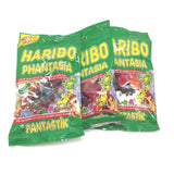 Haribo Gummi Candy, Phantasia, 80g x 3, Halal, 3 Packs, Fantastik