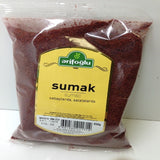 Arifoglu All Natural Turkish Sumac 8.8 Oz