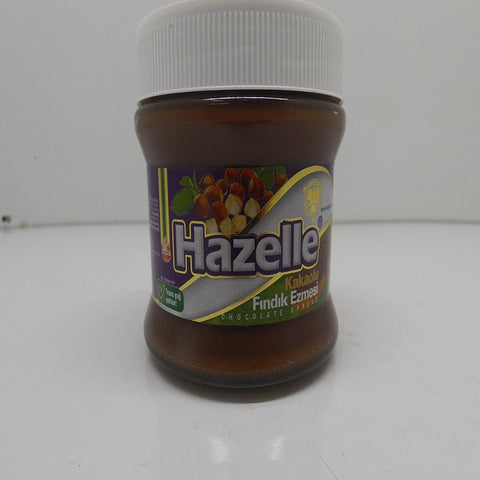 Hazelle Turkish Chocolate Spread w Hazelnut, 12.35 oz