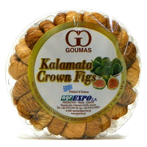 Goumas Kalamata Crown Figs