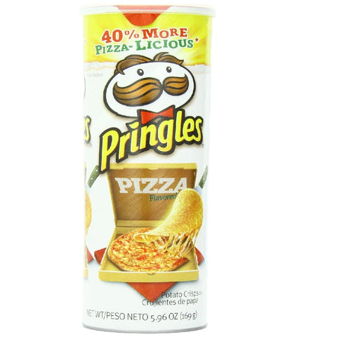 Pringles Pizza Super Stack, 5.96 Ounce (Pack of 14)