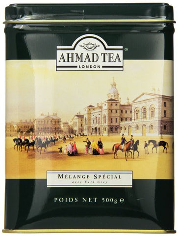 Ahmad Tea Special Blend Loose Tea Caddy, 17.6 Ounce  from Ahmad Tea