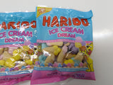 Haribo Gummi Candy,Ice Cream Dream, 80g x 3, Halal, 3 Packs