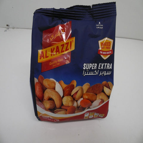Al Kazzi Super Extra Mixed Nuts, 16 oz