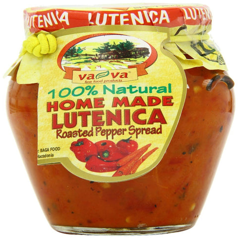 Va-Va Lutenica Mixed Vegetable Relish, 310 Gram