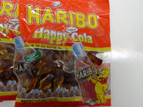 Haribo Gummi Candy,Happy Cola, 160g X 3, Halal, 3 Packs