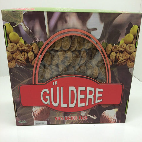 Guldere Sun Dried Figs, 11 Lb, Product of Turkey, Best Taste