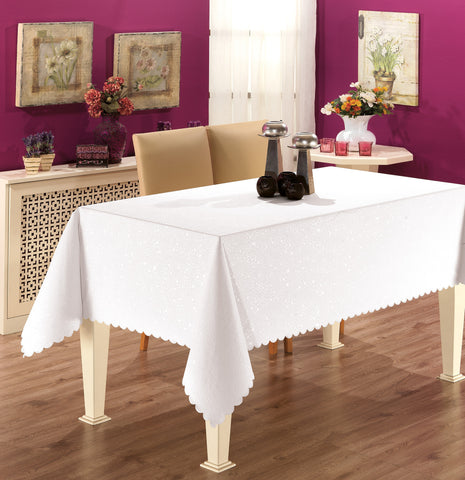 Jackline Luxury Table Cloth Series Made in Turkey