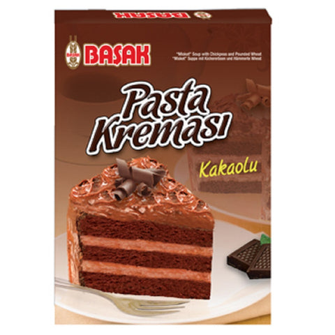 Basak Pasta Kremasi - Cacao Cream for Cake 160 gr