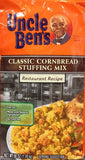 Uncle Ben's Classic Cornbread Stuffing Mix, 56-Ounce Packages