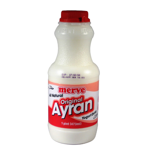 Merve Ayran - Yogurt Drink Series