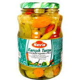 Sera Karisik Tursu / Mixed Pickles 1600 gr