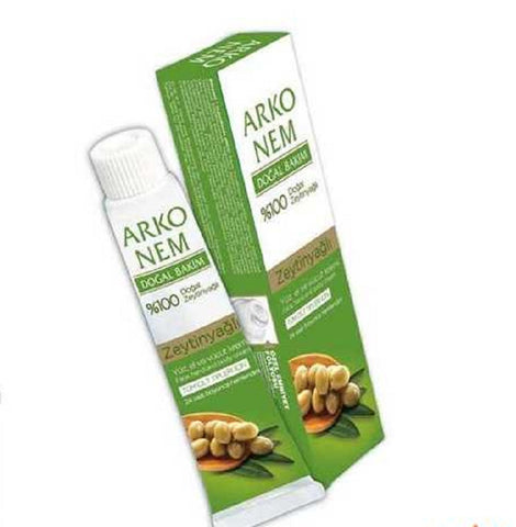 Arko Nem Zeytinyagli Bakim Kremi / Olive Oil Hand and Body Cream - 20 ml