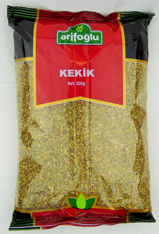 Arifoglu Naturel Kekik - Natural Oregano 500 Gr ( 17.6 Oz )