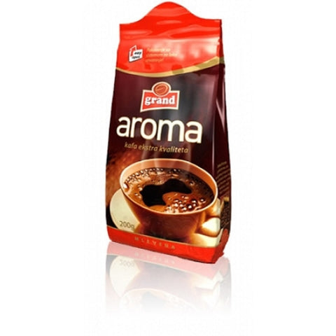 Grand Aroma Serbian Ground Coffee 200g
