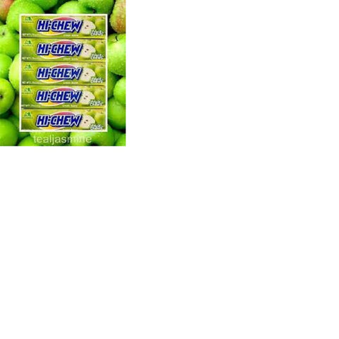 Morinaga Hi-chew Fruit Chews Case (120 Packs) (Hi-Chew Fruit Chews (Green Apple))