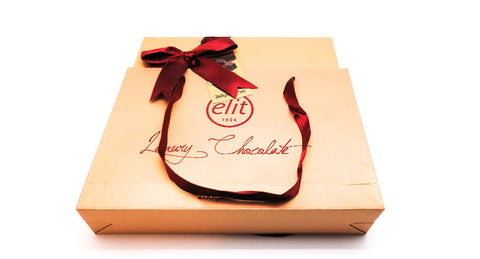 Elit Luks Cikolata Altin Rengi - Luxury Chocolate Gold 260 Gr ( 9.17 Oz )