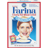 Farina Irmik Misir Gevregi Creamy Hot Wheat Cereal 793 Gr ( 28 Oz )