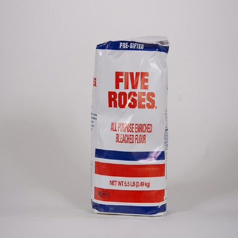 All Purpose Flour (Five Roses) - 5.5 lb