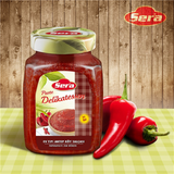 Sera Biber Salcasi ACI / Pepper Paste HOT - 720 gr