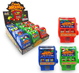 Kidsmania Candy Jackpot Slot Machine Candy Dispenser 12 Count