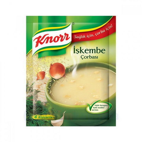 Knorr Iskembe Corbasi / Traditional Turkish Soup with Beef Tripe - 63 gr