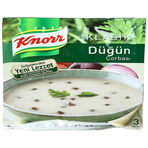 Knorr Dugun Corbasi / Traditional Turkish Soup - 75 gr