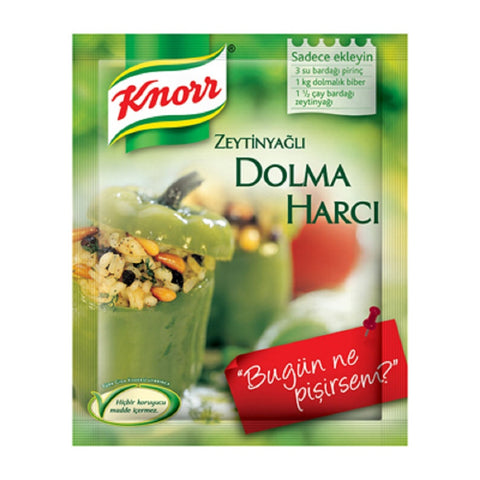Knorr Zeytinyagli Dolma Harci / Mix for Stuffed Rice Veggie - 100 gr