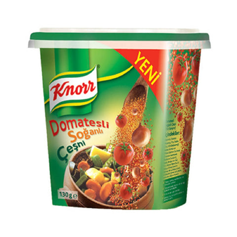 Knorr Domatesli Soganli Cesni / Spice Mix with Tomatoe and Onion - 130 gr