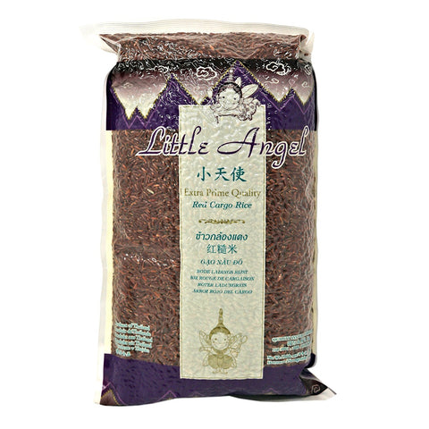 Little Angel Thailand Red Cargo Rice 2 Kg ( 4.4 Lb )