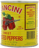 Mancini Kozlenmis Biber - Roasted Sweet Red Peppers 822 Gr ( 29 Oz )