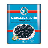 Marmara Birlik Super Dokme Zeytin - Loose Super Black Olives 1 Lb