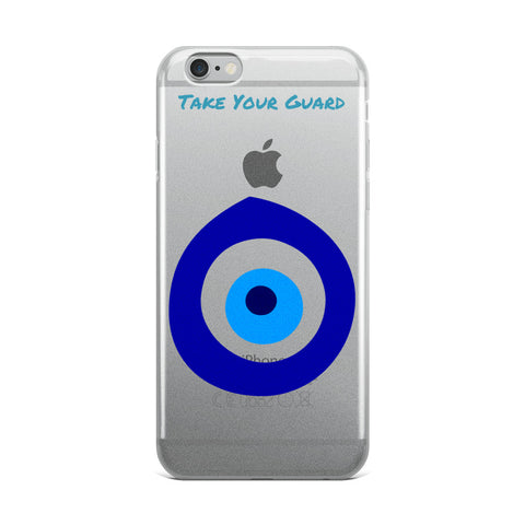 iPhone Case Evil Eye - Take Your Guard Case