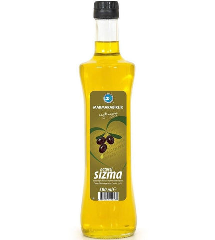 Marmarabirlik Sizma Zeytinyagi - Extra Virgin Olive Oil 500 Ml ( 17.6 Oz )