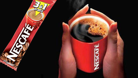 Nescafe 3 In 1 Regular Instant Coffee 48 Sticks