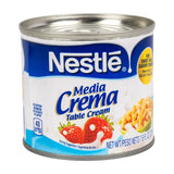 Nestle Krema- Media Crema Table Cream 225 Ml ( 7.6 Oz )