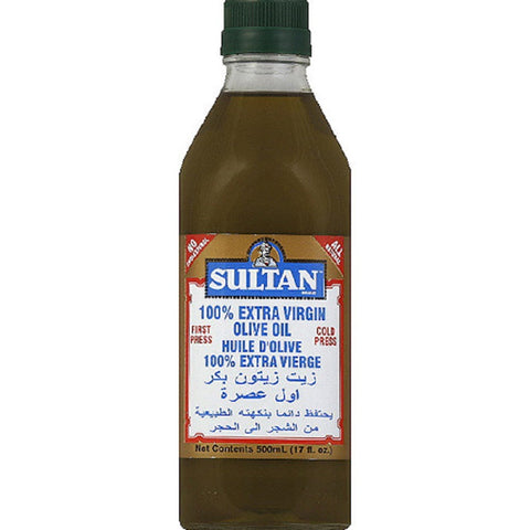 Sultan Extra Virgin Olive Oil 1LT.