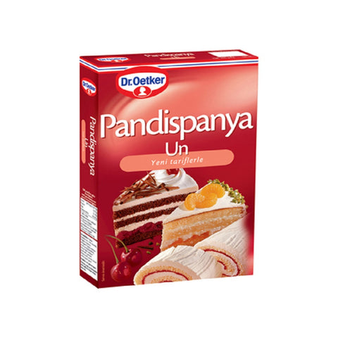 Dr.Oetker Pandispanya Un / Flour Mix for Cream Cake - 350 gr
