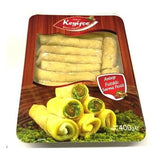 Keyifce Antep Fistikli Sarma Pestil - Wrapped Pestil With Pistachio 400 Gr ( 14.1 Oz )