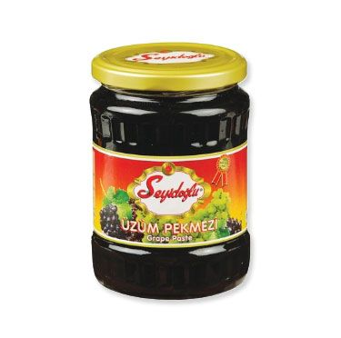 Seyidoglu Uzum Pekmezi - Grape Molasses 700 Gr (  1.54 Lbs )