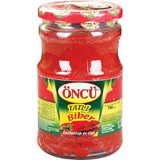 Oncu Biber Salcasi Aci (Antep Ev Tipi) / Pepper Paste Hot 700 gr