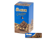 Ulker Findikli Cikolata - Chocolate Bar with Hazelnut 40 Gr ( 1.4 Oz ) X 12 Box