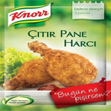 Knorr Citir Pane Harci / Chicken Coating - 90 gr