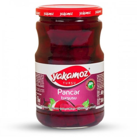 Yakamoz Pancar Tursusu - Pickled Beetroot 680 Gr ( 1.49 Lbs )
