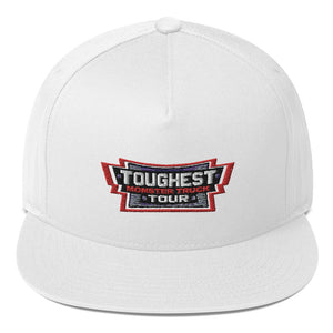 Toughest Monster Truck Tour Logo Snapback