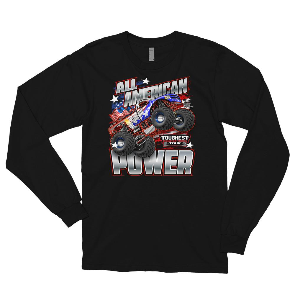 Toughest Monster Truck Tour Longsleeve