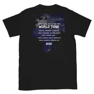 Devon Worley Band Totally Real Tour Tee