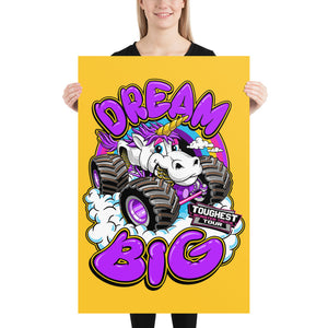 Dream Big Poster